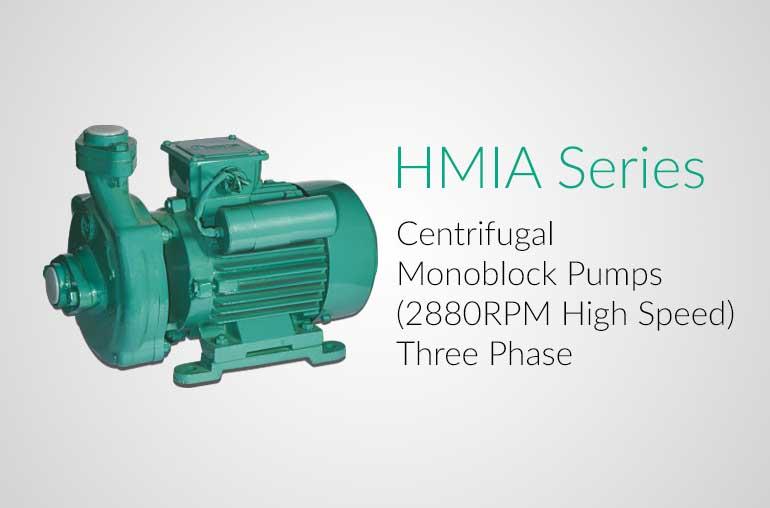 Hindustan Non Clog Sewage Pumps Hnsp Series Hindustan
