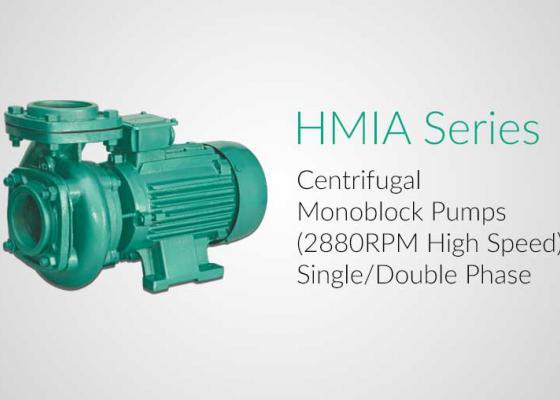 Hsv8 Pump With Ss 8 Motor Series Hindustan Pumps
